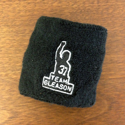 Team Gleason Sweatbands