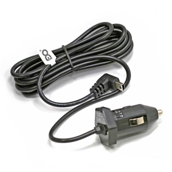 EDO Tech Ultra Compact USB Power Adapter for Garmin & TomTom GPS