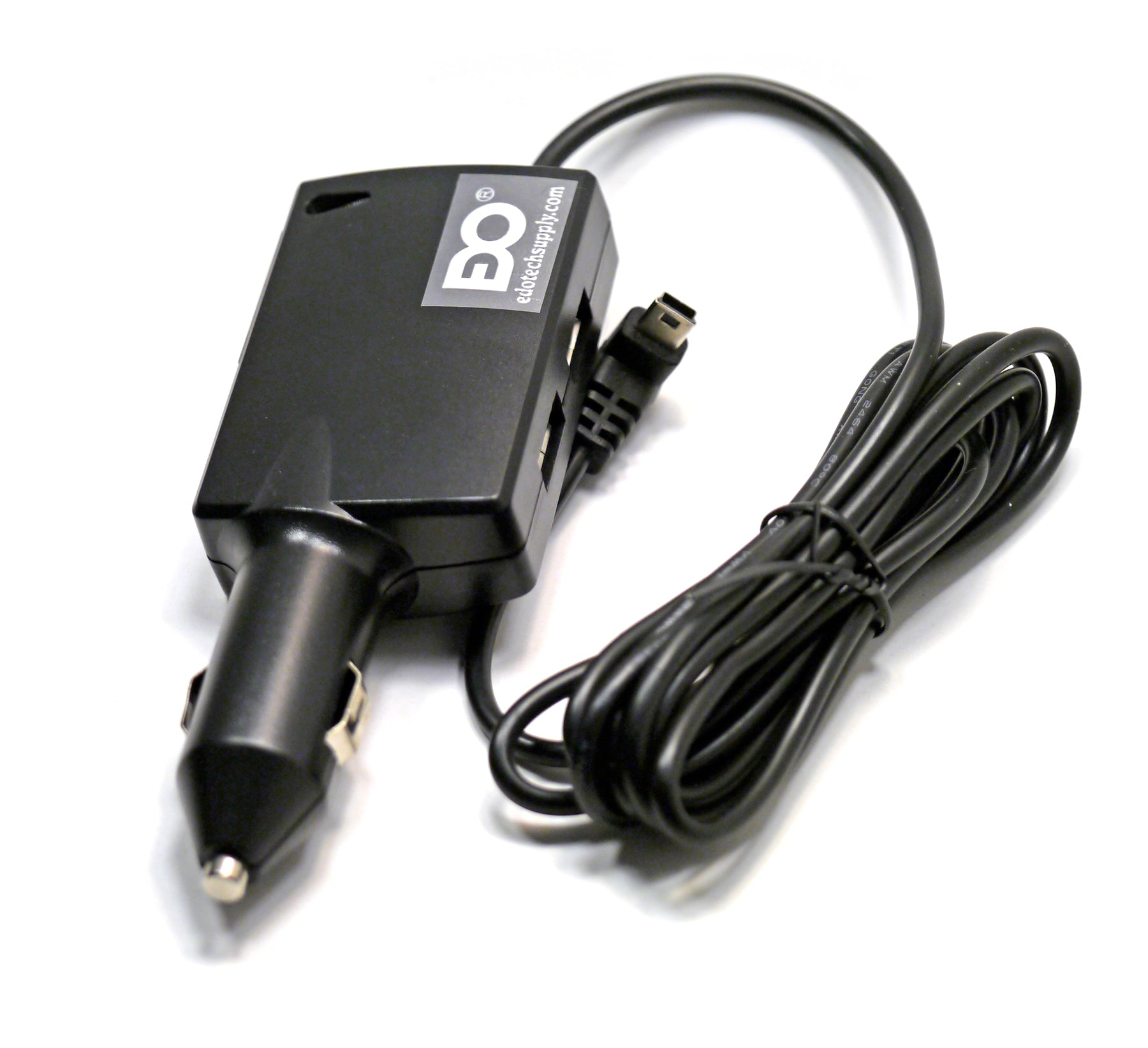 """Car Charger Power Cable Cord For Rand McNally TripMaker RVND 7720 LM 7/""""RV GPS"""
