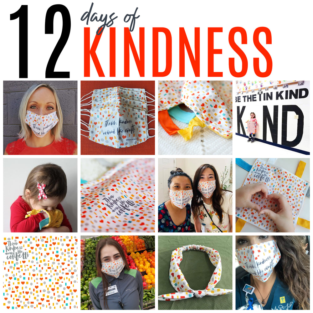 Twelve Days of Kindness with Baby Jack & Company