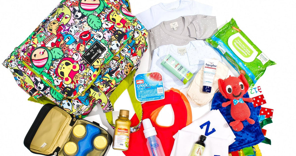 US Weekly Feature Inside Malin Akerman's Diaper Bag