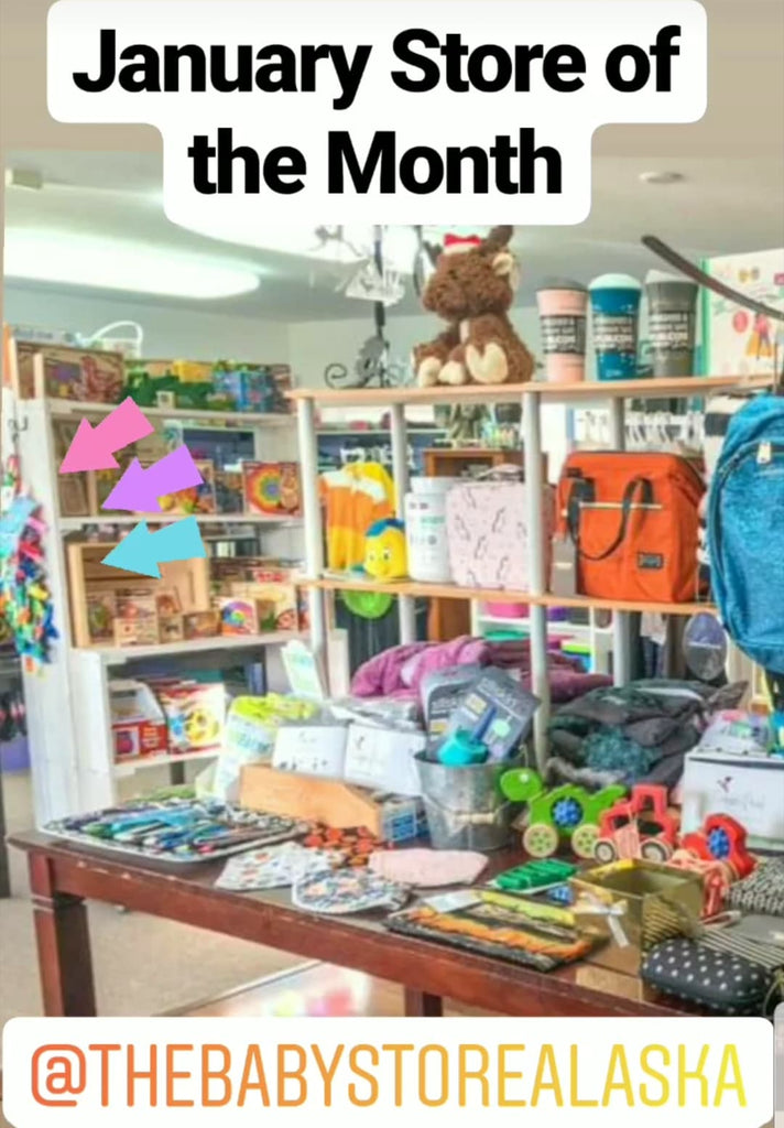 January Store of the Month - The Baby Store Alaska