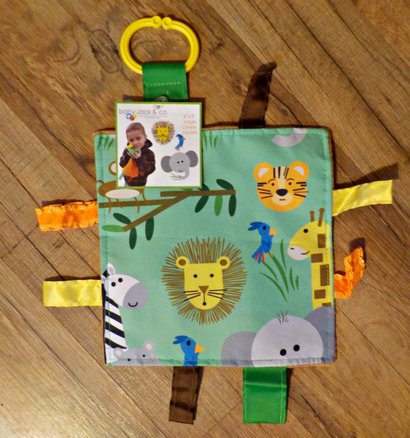 A Lovey That Little Hands Can Learn With - Kellys Thoughts Review