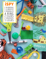 iSpy Game: Presented by Baby Jack & Co featuring the Jungle Zoo Learning Lovey