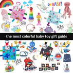 the most colorful baby toy gift guide of 2020 - must have activity toys for little ones