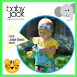 Design of the Month: Jungle Learning Lovey by Baby Jack