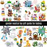 the best gender neutral baby gifts for developmental growth of 2020