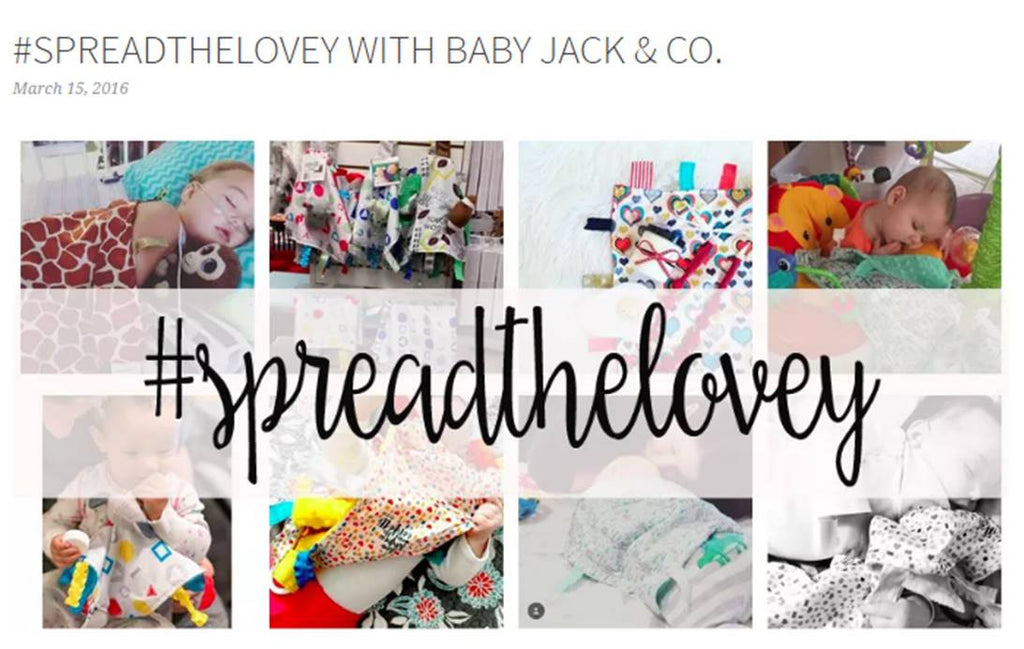Twelve & Six Blog - Spreadthelovey with Charlie