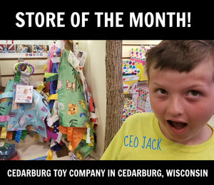 October Store Spotlight: Cedarburg Toy Company Wisconsin