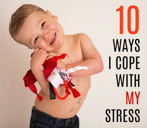 10 Ways To Cope With MY Stress