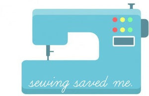 Sewing Saved Me. A Story of Depression and Creating a Better Life.