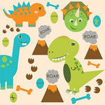Dinosaur Learning Lovey Collection