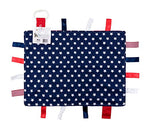 American Flag Learning Lovey Collection