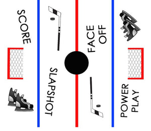 Load image into Gallery viewer, Hockey Learning Lovey Collection