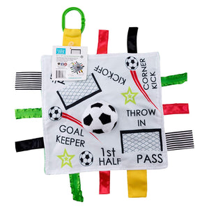 Soccer Learning Lovey Collection