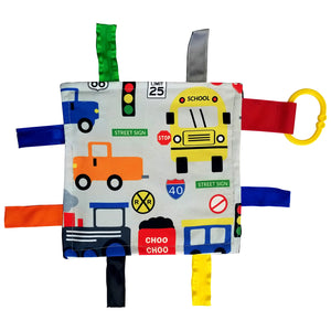 Traffic Learning Lovey Collection - NEW!