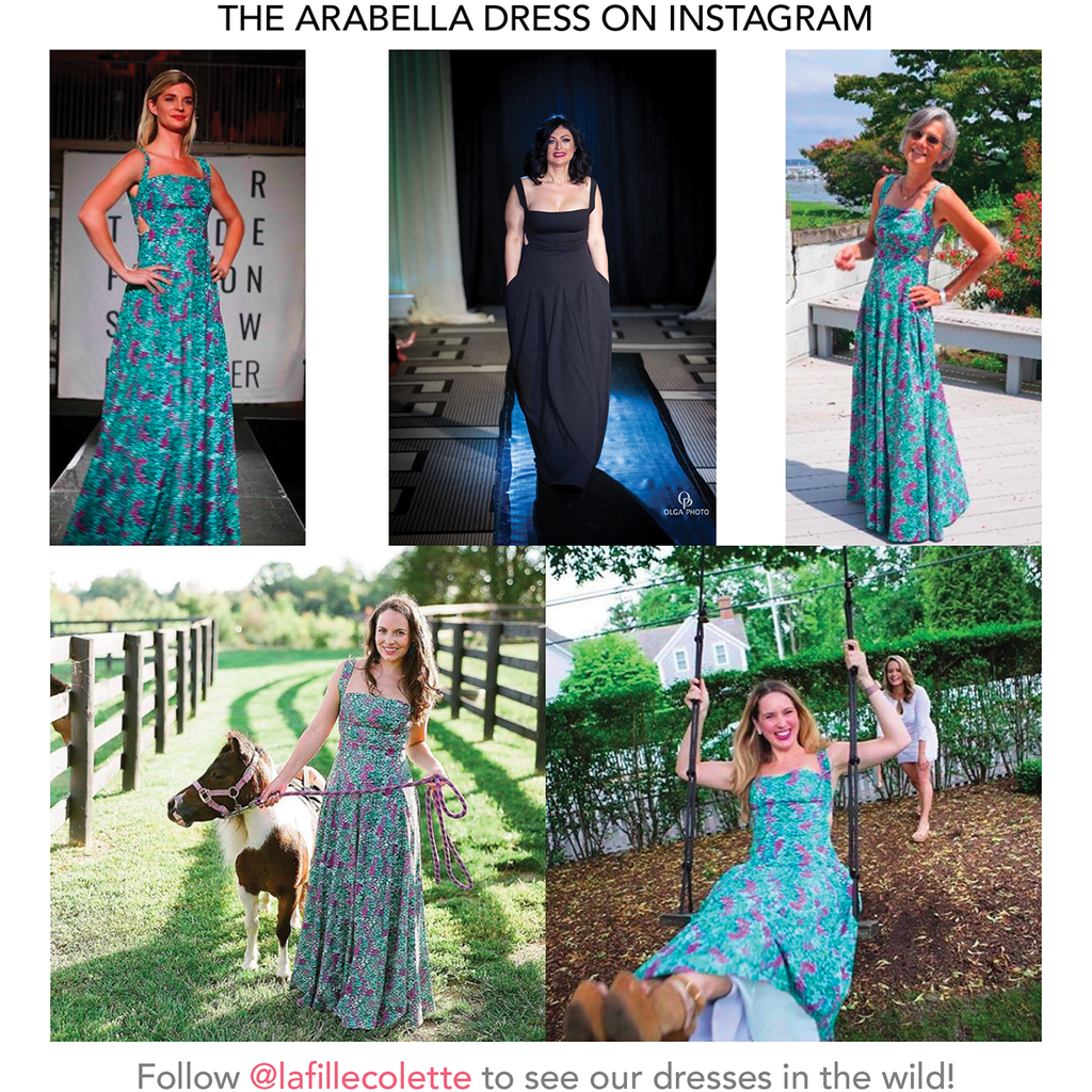 Arabella Dress (More colors)