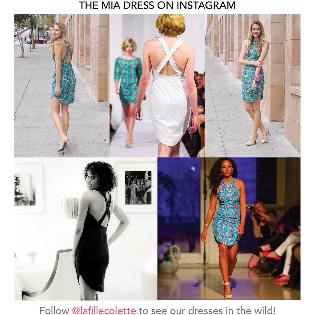 Mia Dress (More colors)