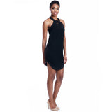 mia dress black side