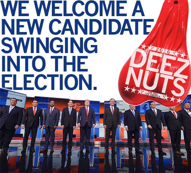 8b4831e3fe8a0 RE-POST FROM AUG 2015  Deez Nuts 2016 – RAYGUN