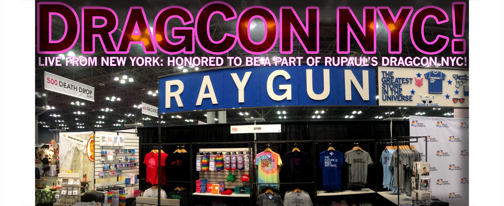 RAYGUN - The Greatest Store In The Universe