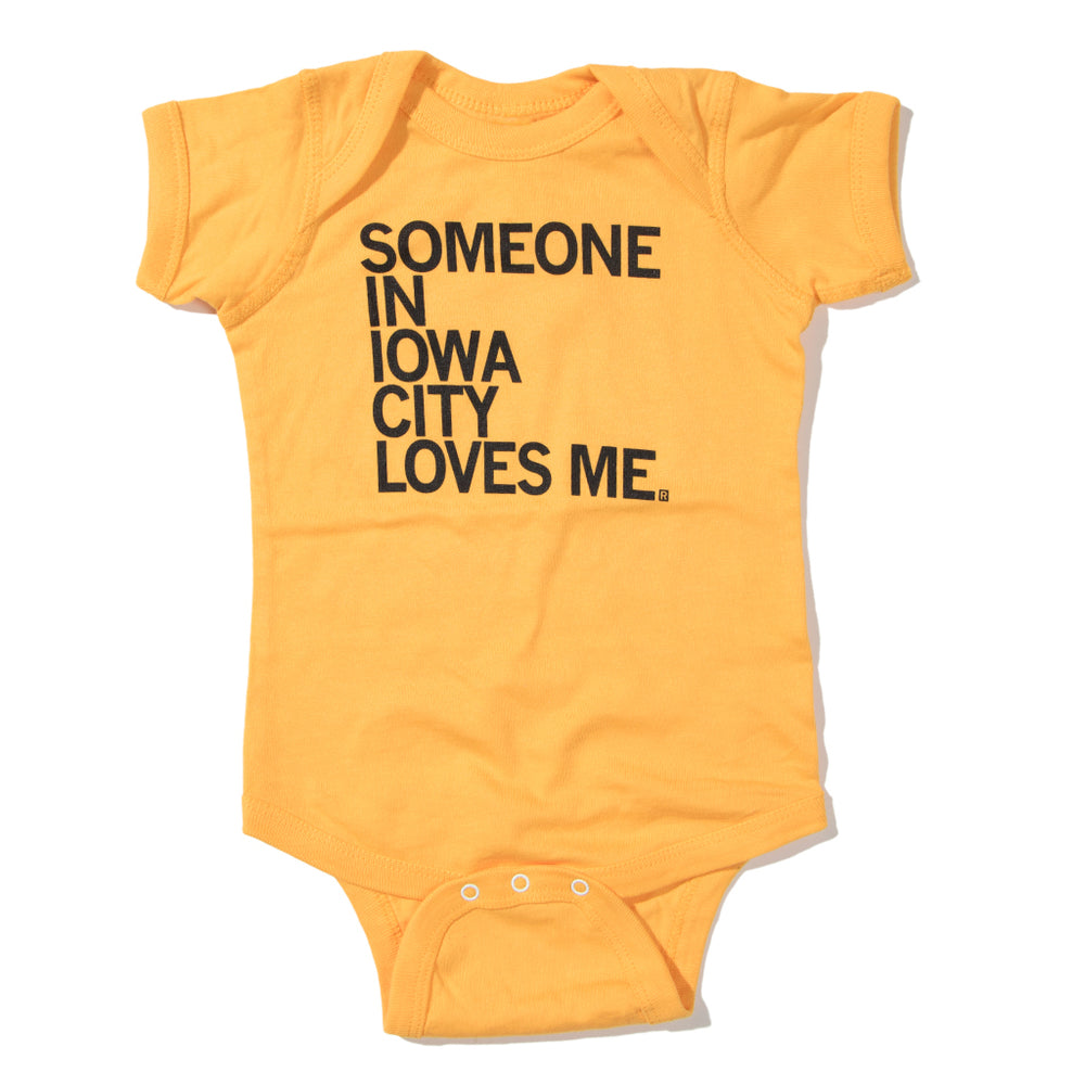 Someone Loves Me IC Onesie