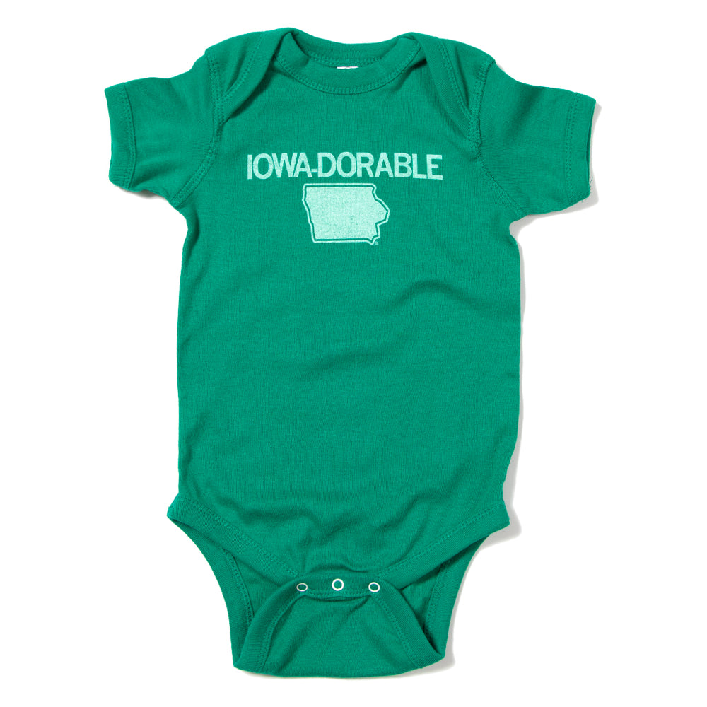 Iowa-Dorable Onesie