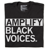 Amplify Black Voices T-Shirt