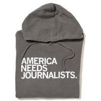 America Needs Journalists Pullover Hoodie