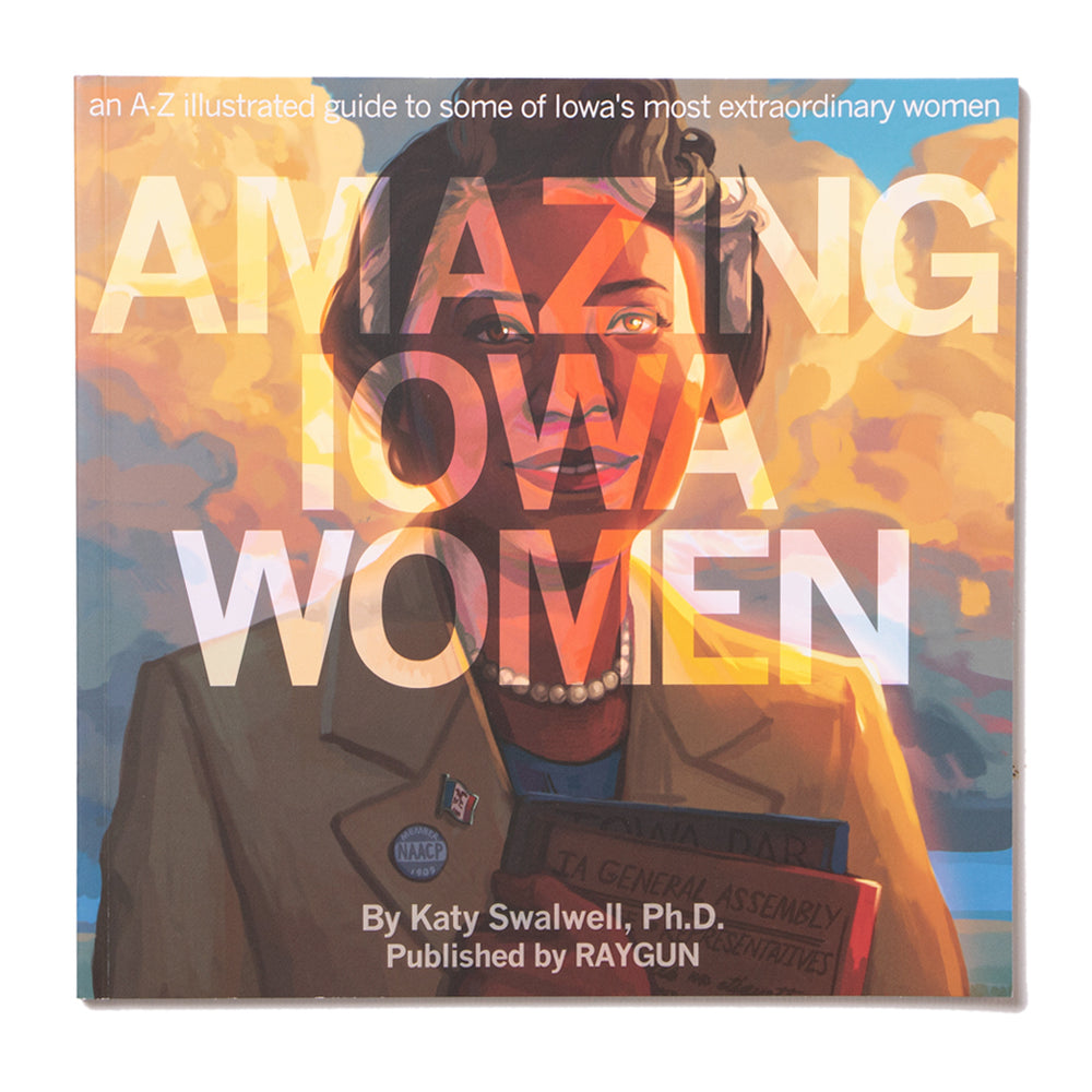 Amazing Iowa Women Book