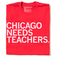 Chicago Needs Teachers