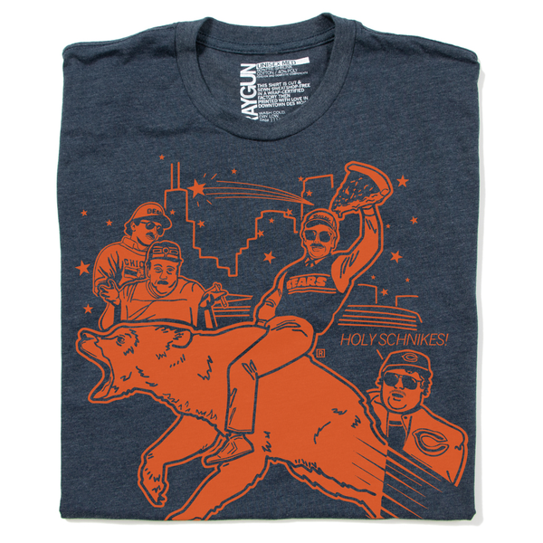 Chicago Bears Super Fans T-Shirt