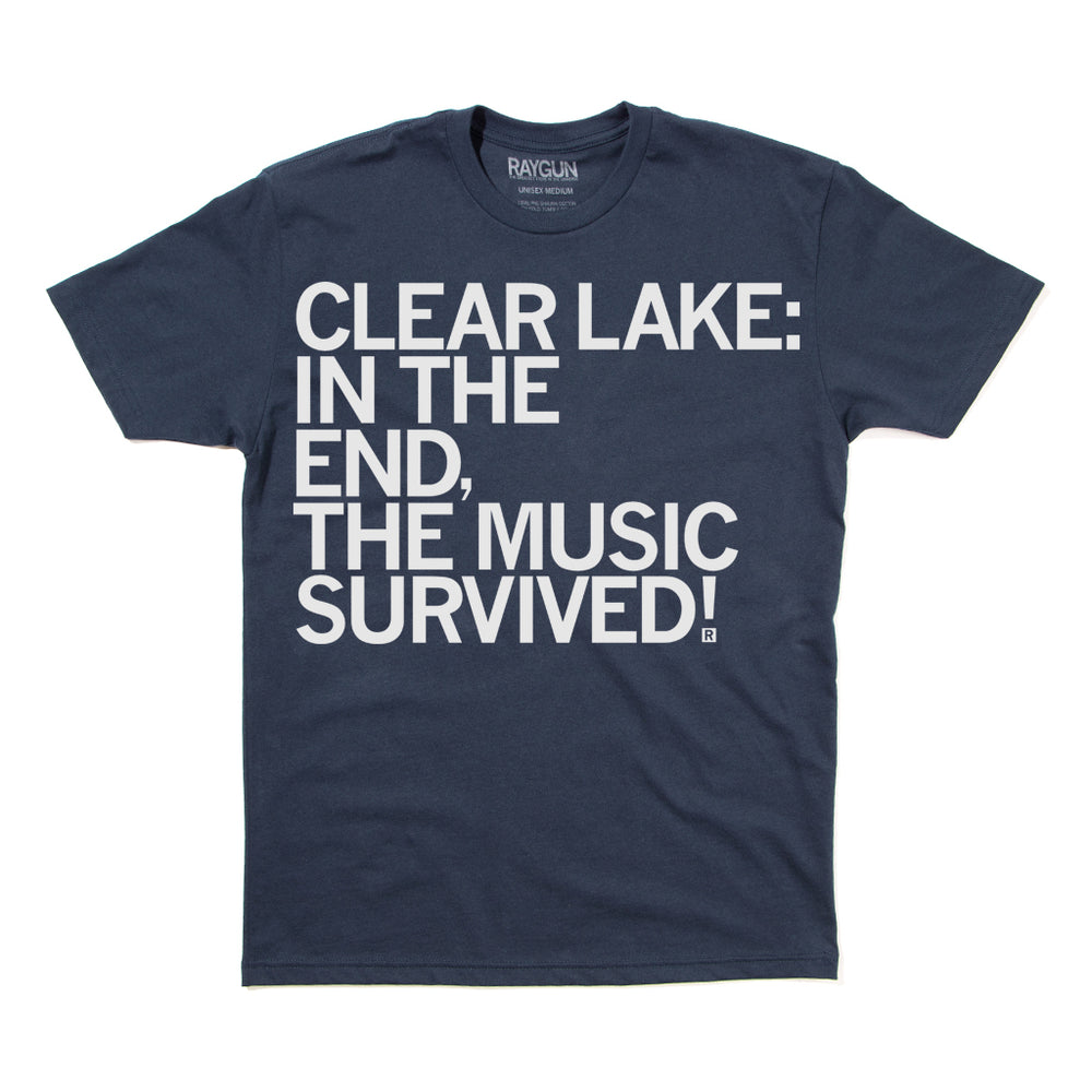 Clear Lake: Music Survived (R)