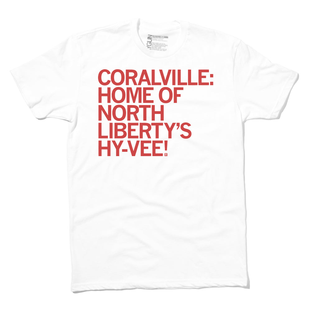 Coralville: North Liberty's Hy-Vee (R)