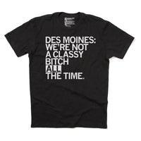 The Bachelor Des Moines Champagne-Gate T-Shirt