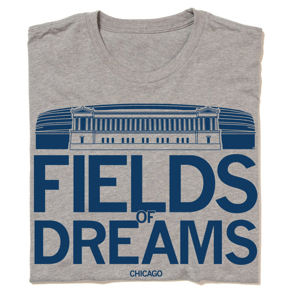 Fields of Dreams Chicago Baseball T-Shirt Standard Unisex