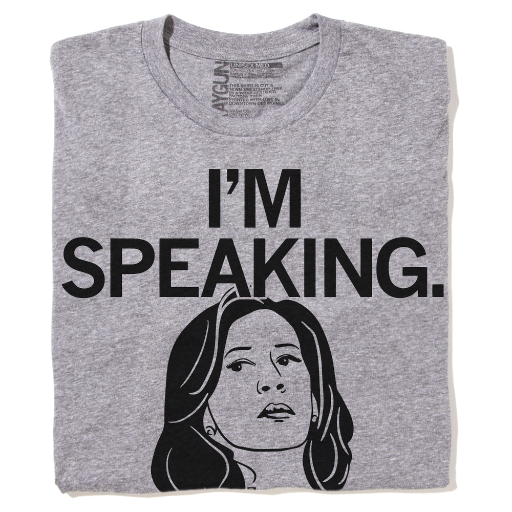 Kamala Harris I'm Speaking VP Debate Shirt