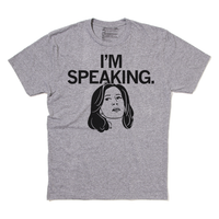 Harris Pence I'm Speaking Shirt