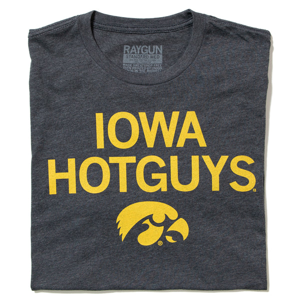 University of Iowa Hotguys T-Shirt