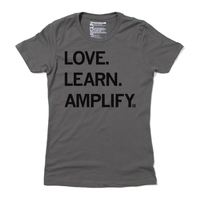 Love Learn Amplify BLM Shirt