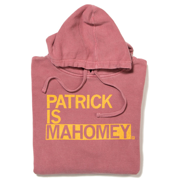 Patrick Is Mahomey Pullover Hoodie