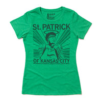 Saint Patrick Mahomes Kansas City Chiefs T-Shirt