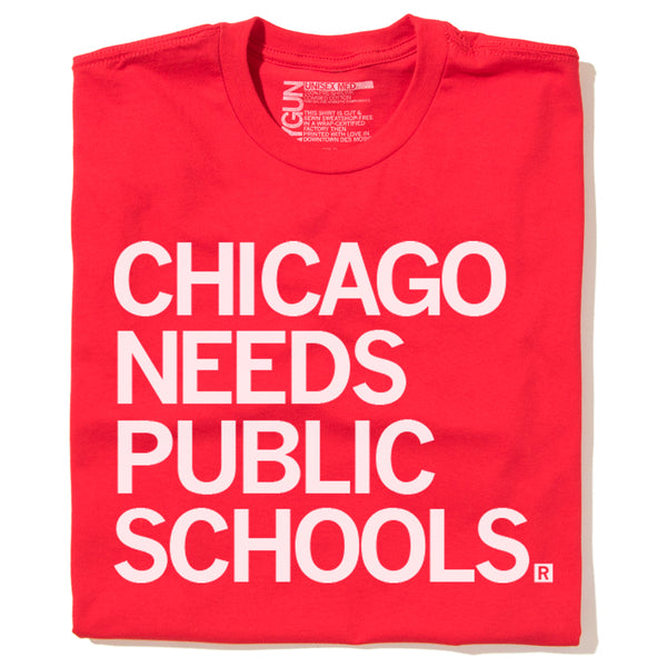 Chicago Needs Public Schools