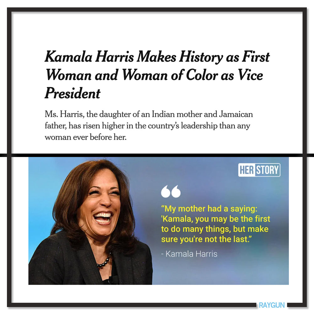 Kamala: The First But Not The Last Kids