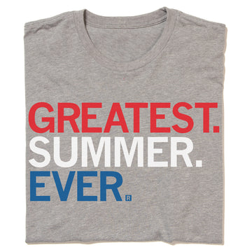 The Greatest Summer