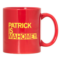 Patrick Is Mahomey KC Mug