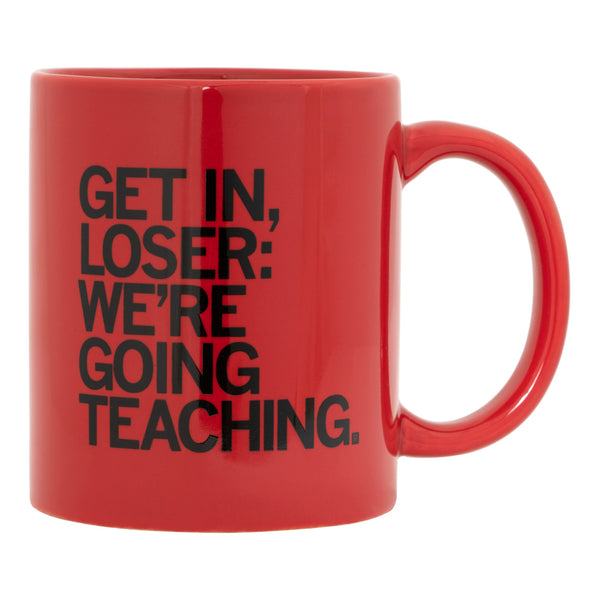 Going Teaching Mug