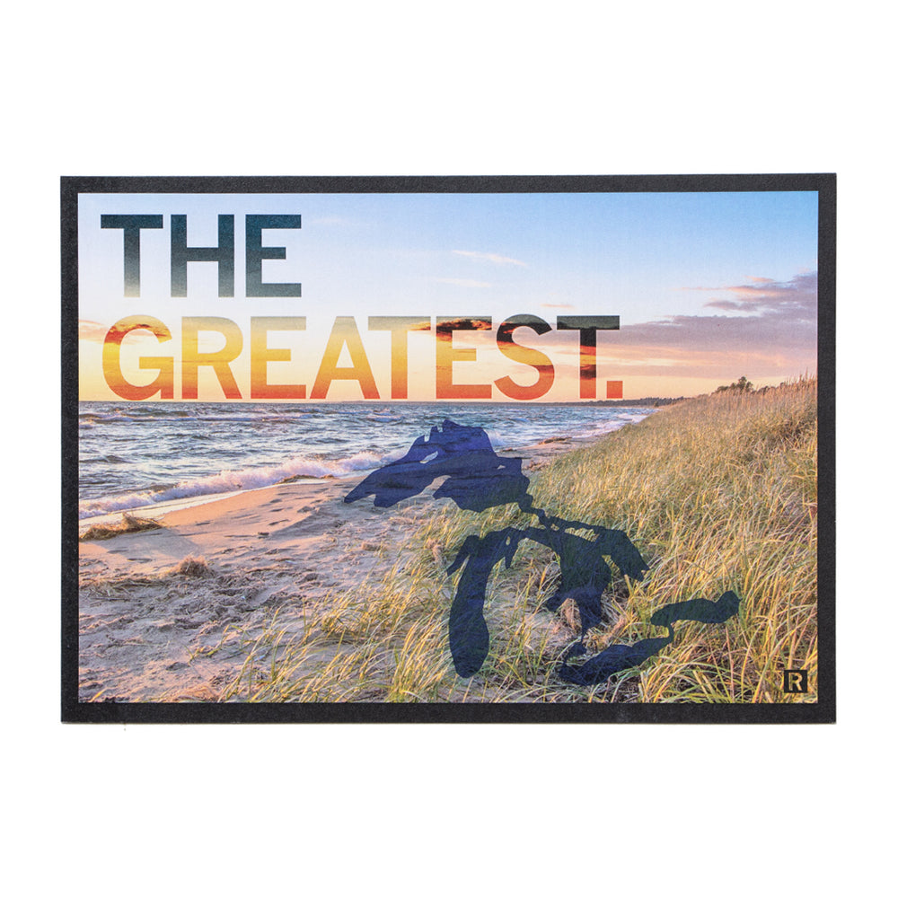 The Greatest Great Lakes Postcard