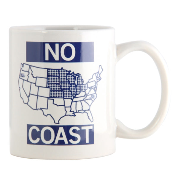 NO Coast Map Mug