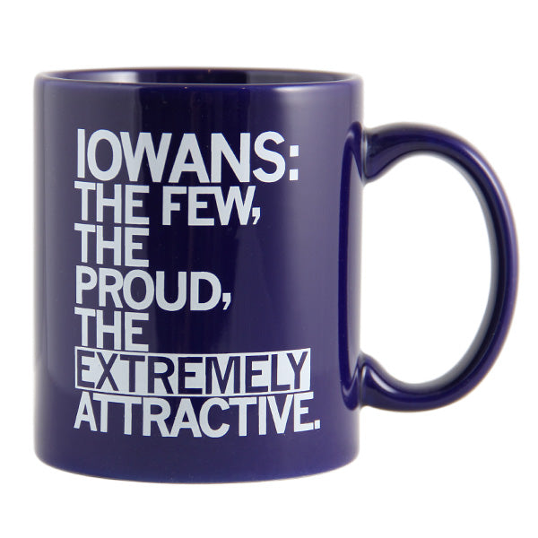 Iowans Extremely Attractive Mug